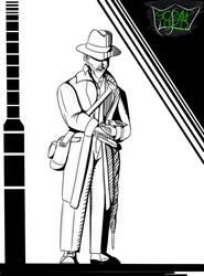Inktober Noire by Scrap-Lord