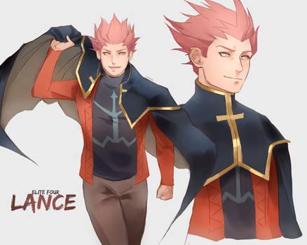 Let's go Lance