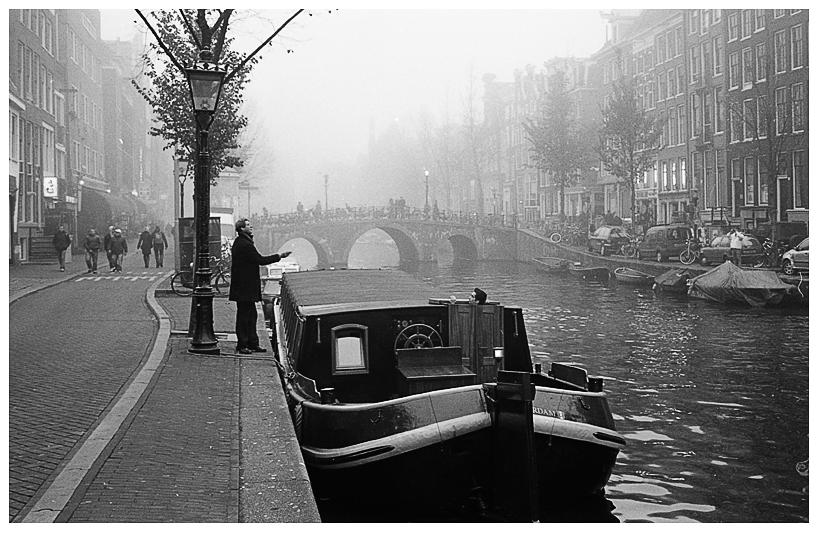 Amsterdam by DaRomano