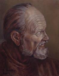 Self Portrait 2 by bbrootip