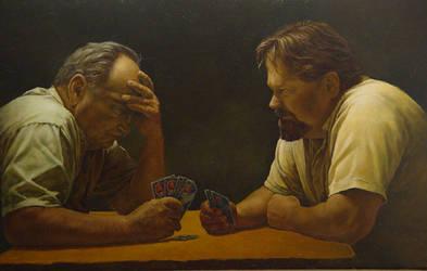 Poker Playersby bbrootip
