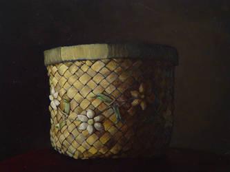 Flower Basket by ericdalrymple