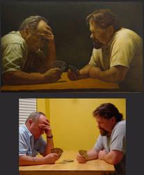 Poker Player - Bill Root-photo
