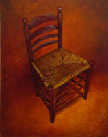 Paakes Chair by Bill Root