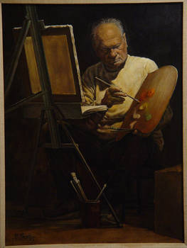 The Artist by Bill Root