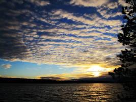 Sunset by SilkPiggy