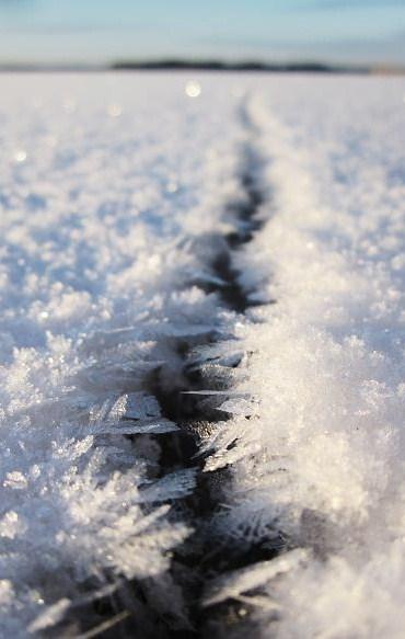 Iceroad by SilkPiggy