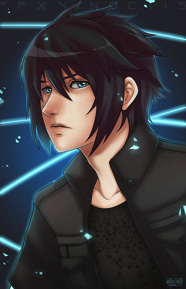 FFXV - Prince Noctis by AngelsTale