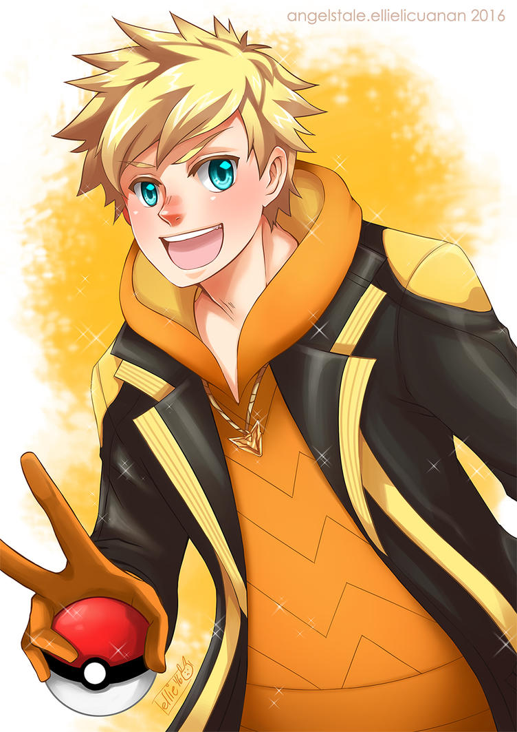 Team Instinct Spark by AngelsTale