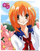 HANA - sunshine smile - by AngelsTale