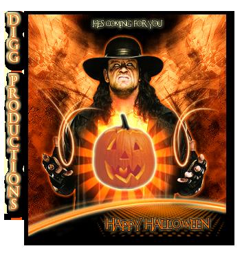Halloween Contest: Undertaker by xwadigg