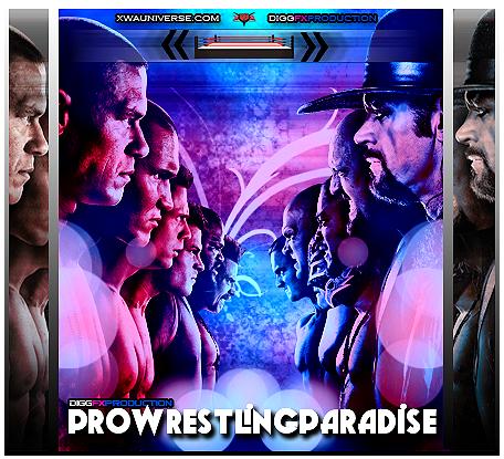 ProWrestlingParadise XWA-WWE by xwadigg