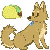 Taco Icon by GoWaterTribe