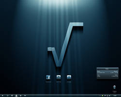 January 2010 Desktop by VicK88