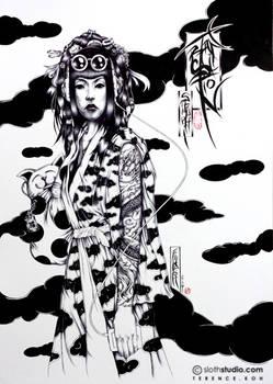 Transition - Samurai