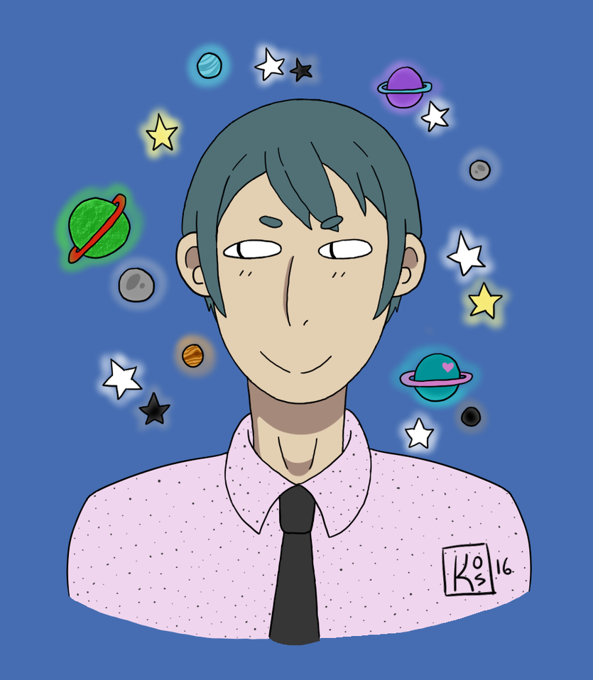 Space Yuta by Knockoutdaleks