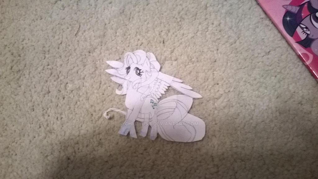 Pegasus of music by Chibi--Usa