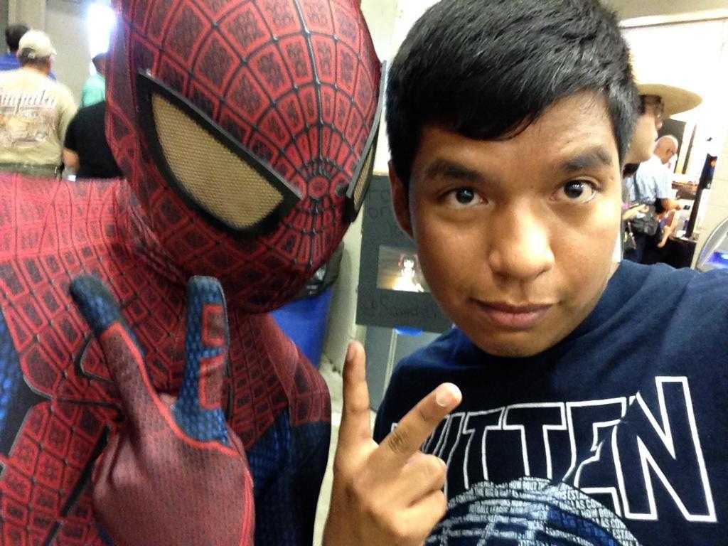 Spider man by Taiwann15