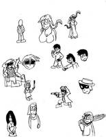 btard files sketches by luffy316
