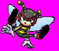 Charmy Bee - Freedom Fighters2 by MUGENHunter