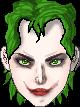 Female joker head! :D by TheJokester-Bot