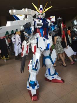 Star Build Strike Gundam 2