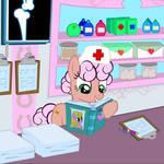 WIP- Ponyville Hospital Comic