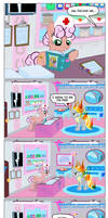 Ponyville Hospital Comic
