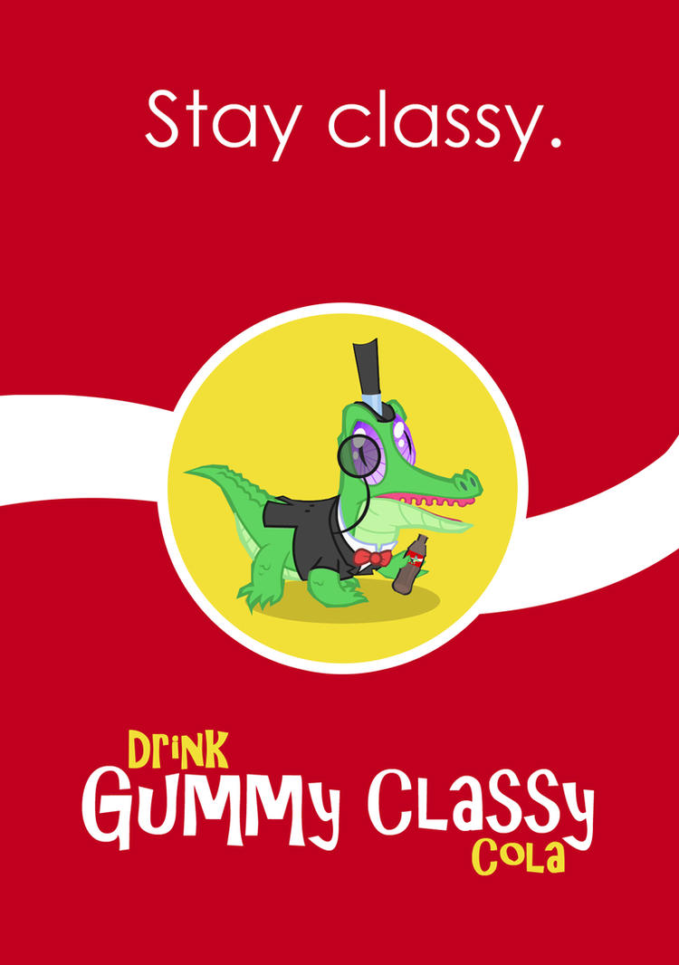 Gummy Classy Cola by PixelKitties