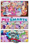 Pet Smarts Comic