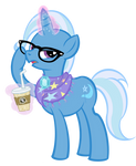 Hipster Trixie