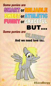 Derpy Poster One
