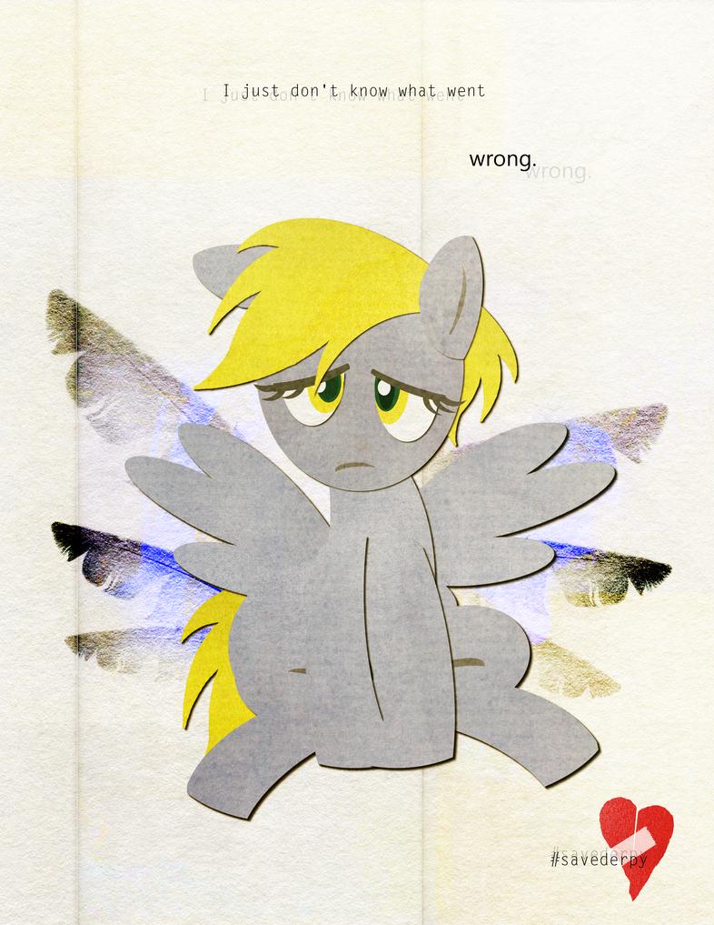 Derpy Poster Two by PixelKitties