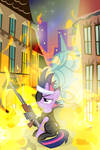 Escape From Manehattan