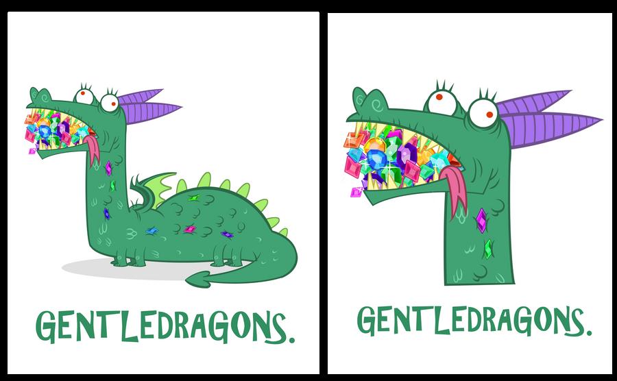 GentleDragons by PixelKitties