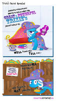 Trixie's Secret Revealed
