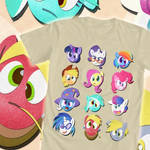 Derpy Felt Ponies Shirt- We Love Fine Contest