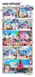 Wed Space Comic by PixelKitties
