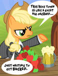 Scarface Applejack