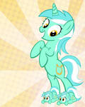 Lyra's Awesome Slippers