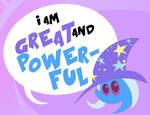 Great and Powerful