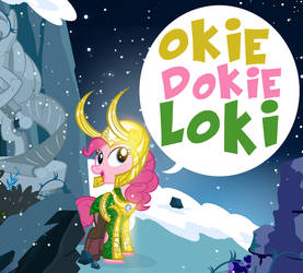 Okie Dokie Pinkie by PixelKitties