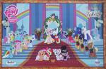 Canterlot Wedding Party Poster