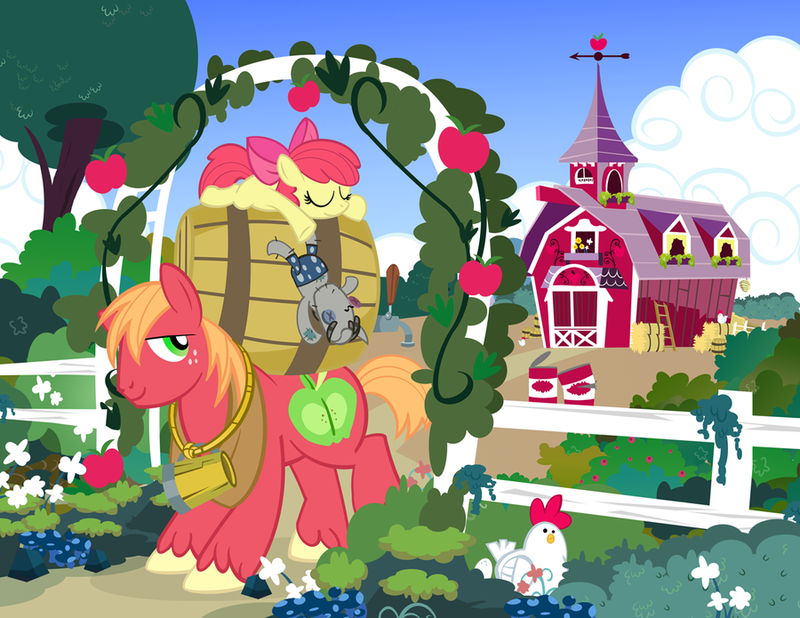 Peter New Request/ Early Morning Market by *PixelKitties