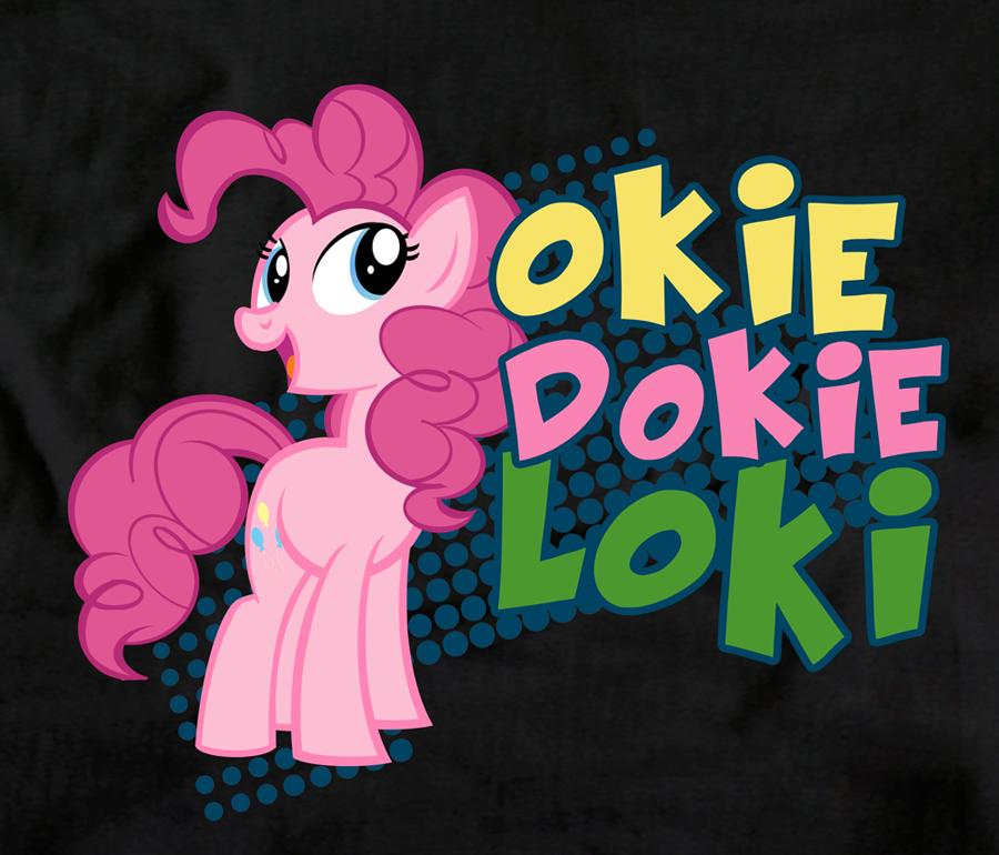 Okie Dokie Pinkie Shirt by PixelKitties