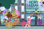 Brony Bazaar Poster