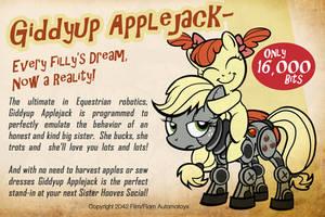 Giddyup Applejack