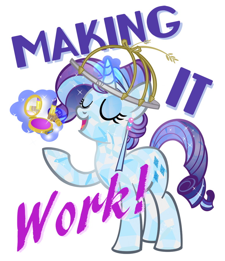 Making It Work by PixelKitties