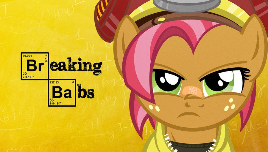 Breaking Babs