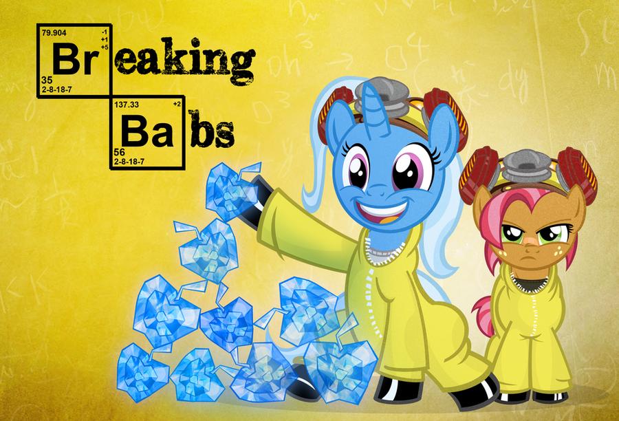 Breaking Babs- Super Giant Size! by PixelKitties
